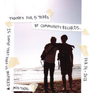 DOWNLOAD DAY 6 (THANKS FOR 5 YEARS OF COMMUNITY RECORDS